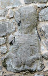 Fethard Wall Sheela-na-Gig