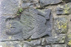 Cashel Rock Sheela-na-gig